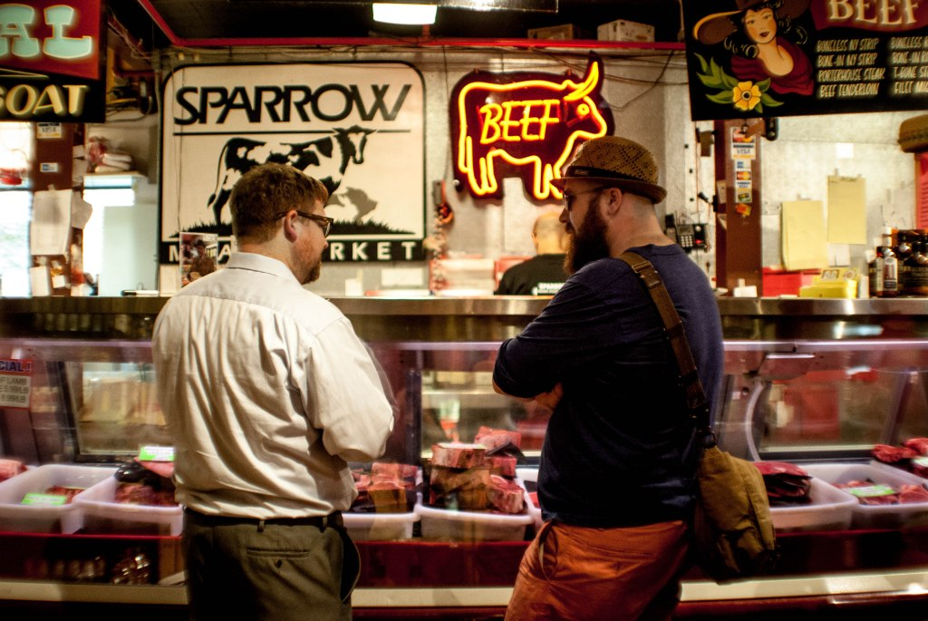 Sparrow Market