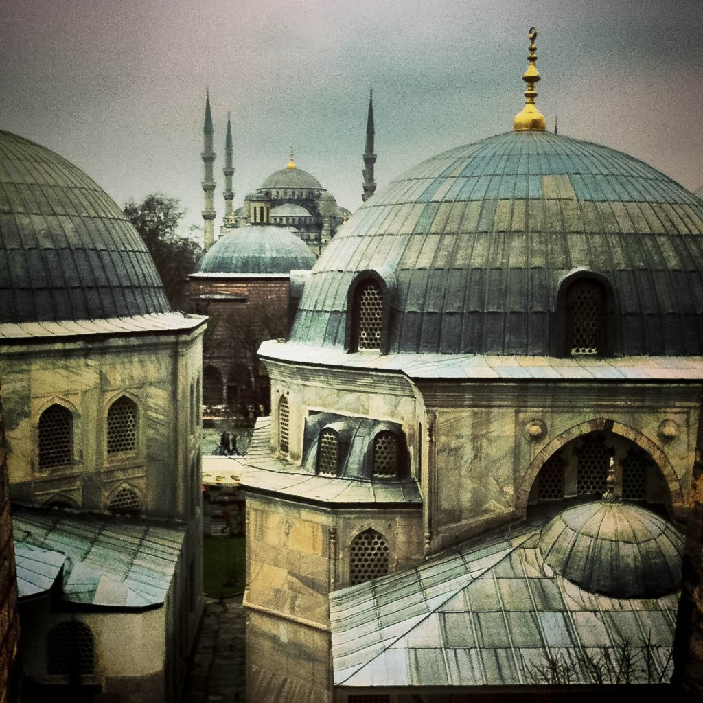 Domes and Minarets