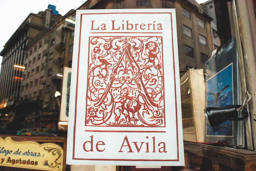 La Libreria de Avila