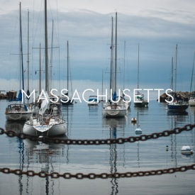 Massachusetts.button